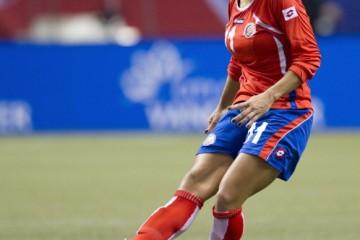 2012 CONCACAF Women's Olympic Qualifying - Hati v Costa Rica