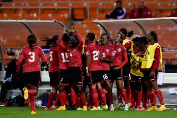 Trinidad And Tobago v Guatemala: Group A - 2014 CONCACAF Women's Championship