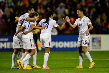 Haiti v United States: Group A - 2014 CONCACAF Women's Championship