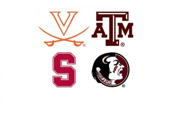 2014 College Cup Team Logos