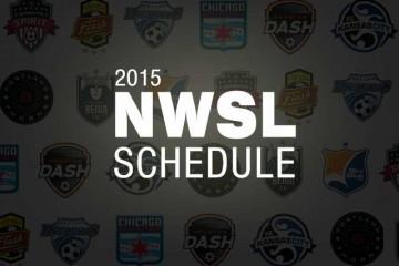 2015 NWSL Schedule