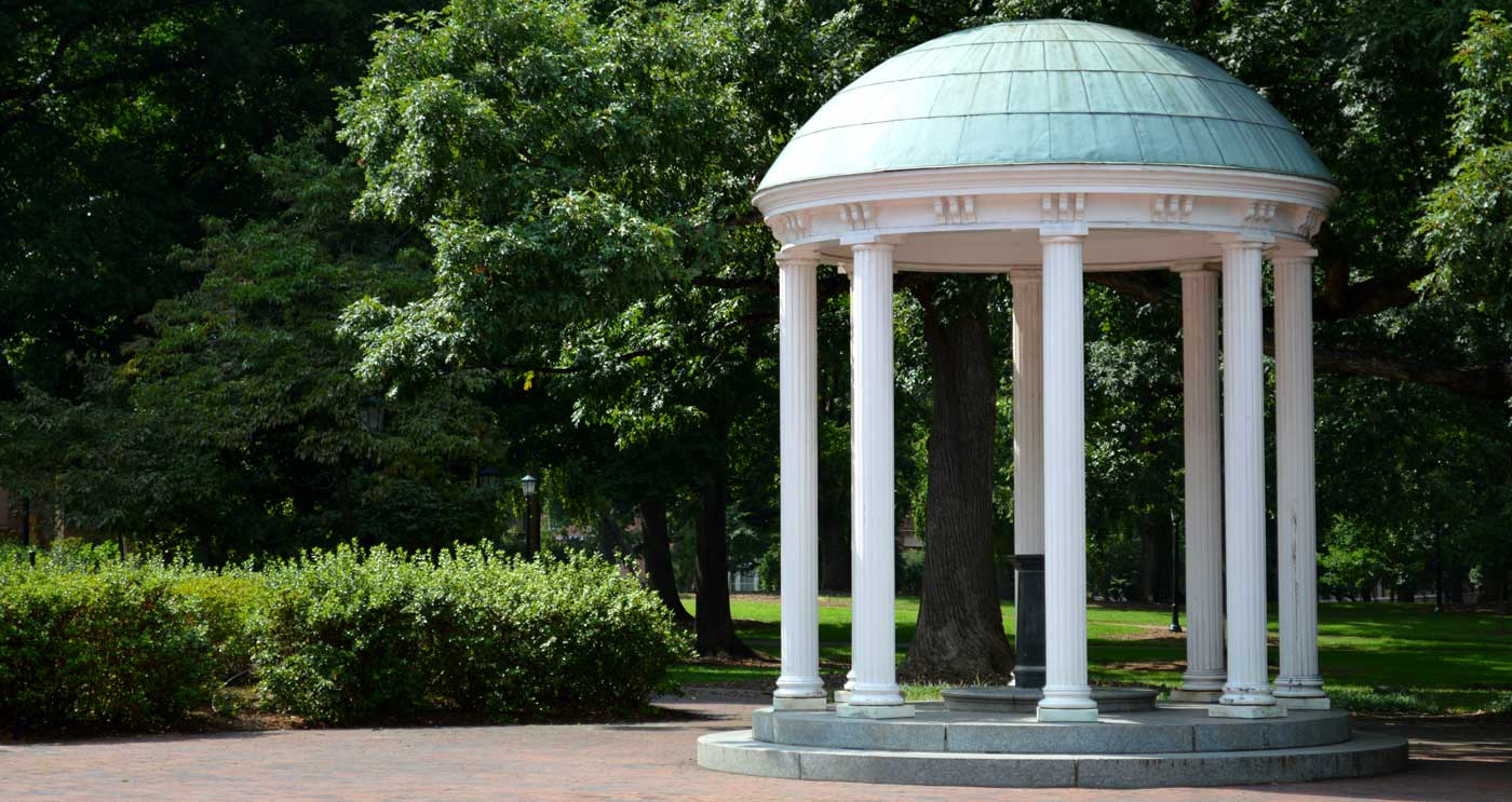 Old Well at North Carolina by William Yeung