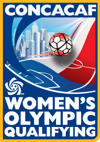 2016 concacaf women's olympic qualifying championship logo