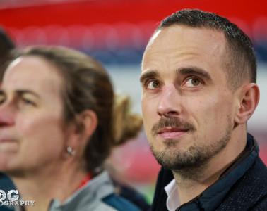 Mark Sampson, England's head coach.