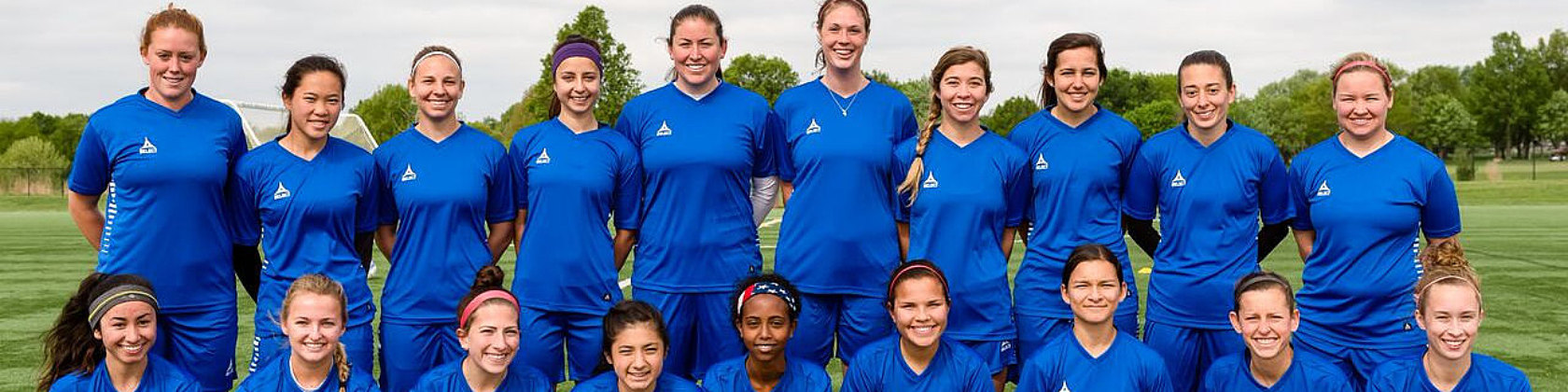 US Deaf Women's National Team squad