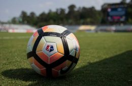 NWSL. It's a ball. (Shane Lardinois)