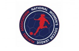 NWSL Players Association logo