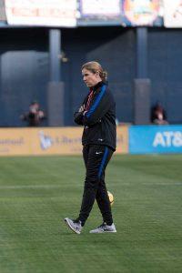 U.S. WNT head coach Jill Ellis. (Manette Gonzales)