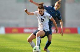 Melissa Lawley for England (UEFA).