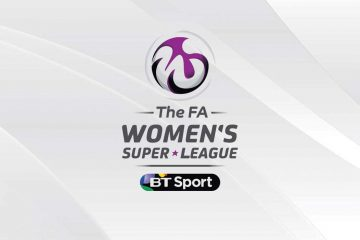 FA WSL Super League logo