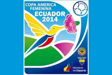 2014 Women's Copa America Logo