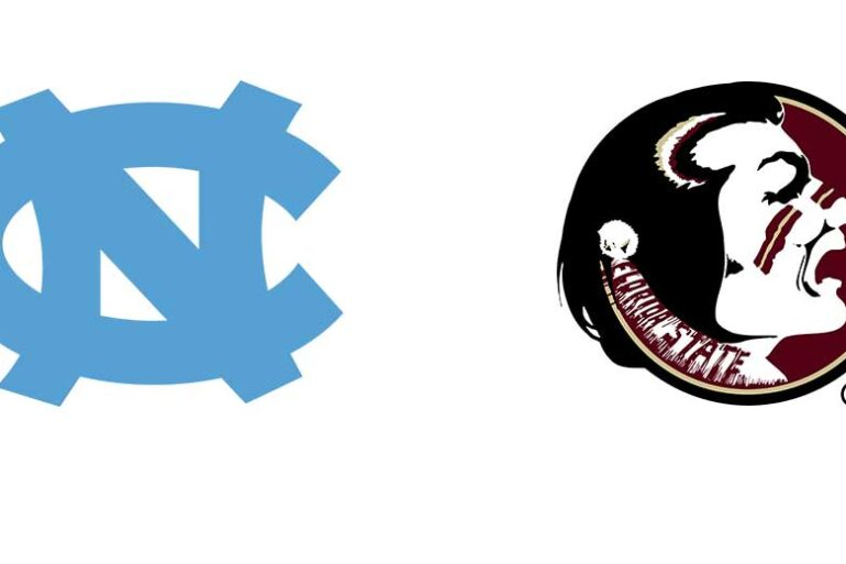 NorthCarolina and Florida State Logos