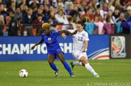 Woodlyne Robuste, Lauren Holiday