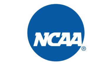 NCAA logo for parallax