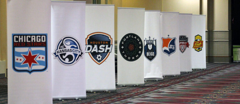 2015 NWSL Draft Day