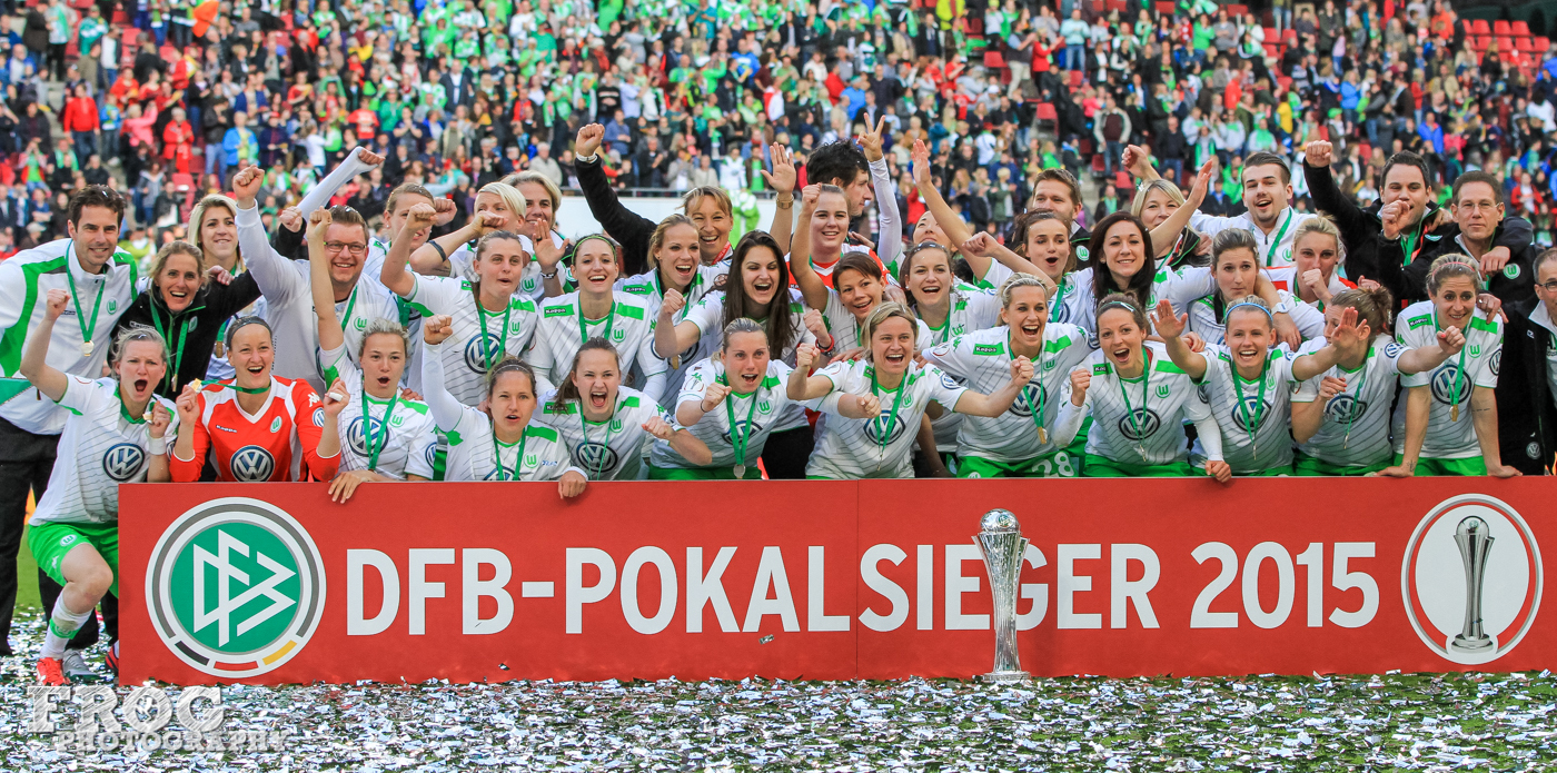 Sights 2015 Frauen Dfb Pokal Final Our Game Magazine