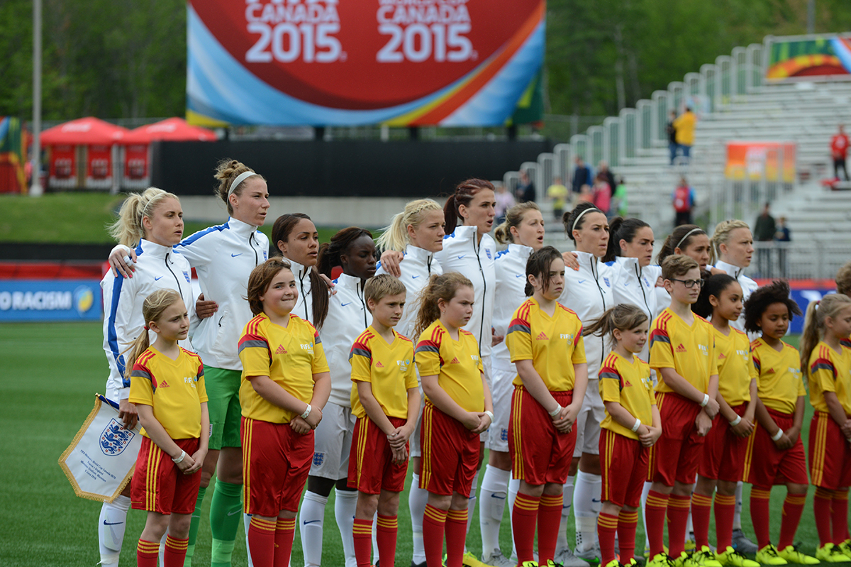France Opens Group Play with a 1-0 Win over England » Our
