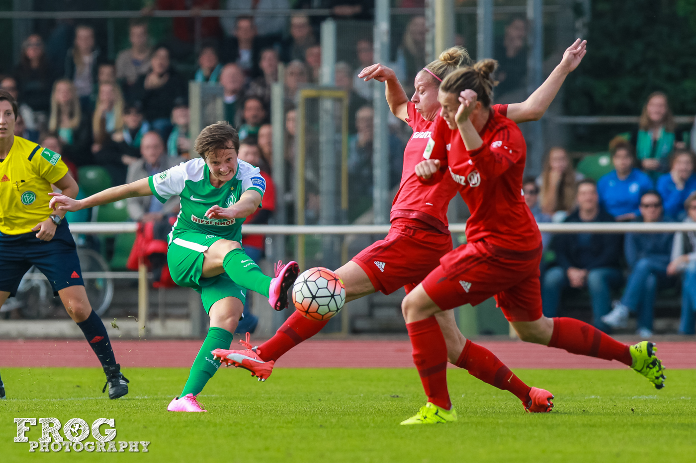 Sights Fc Bayern Munich Vs Sv Werder Bremen Our Game Magazine
