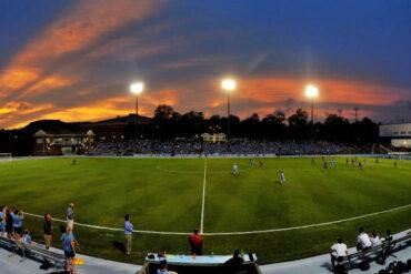 Fetzer Field at University of North Carolina