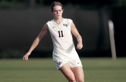 maddie huster for wake forest