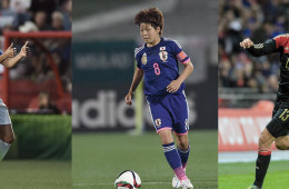 2015 fifa women's world player of the year nominees