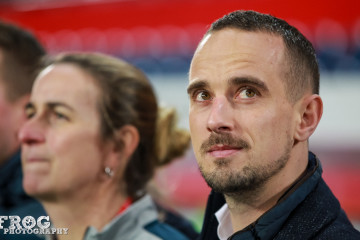 Mark Sampson, England's head coach.