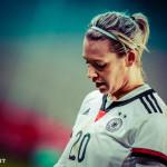 Germany's Lena Goeßling.