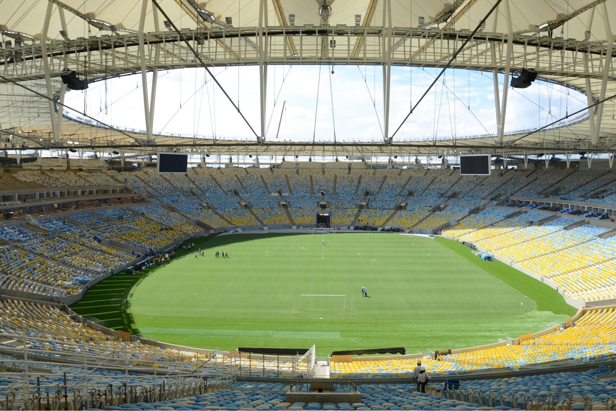 maracanã stadium in brazil