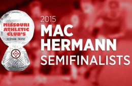 2015 nscaa mac hermann trophy semifinalists