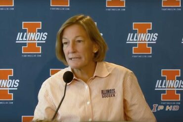 janet rayfield illinois head coach