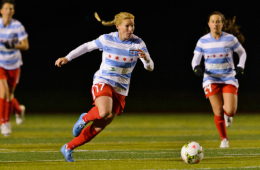 lori chalupny of the chicago red stars