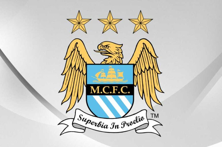 Man City Women Crest