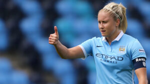 steph houghotn (courtesy of man city wfc)