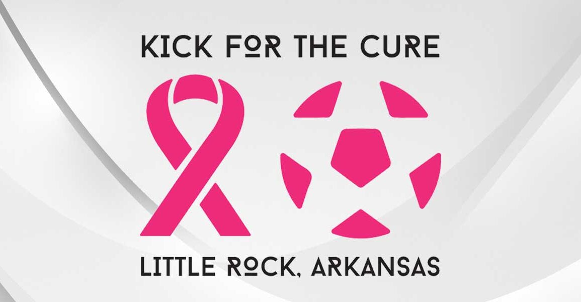 Kick For The Cure tournament logo