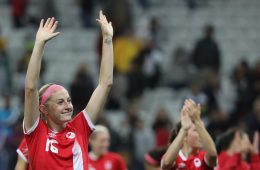 Janine Beckier (Canada Soccer)