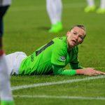 Wolfsburg's Alex Popp.