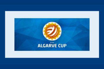 2017 Algarve Cup logo