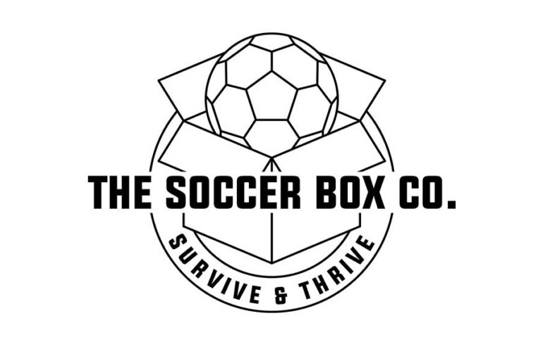 The Soccer Box Co logo