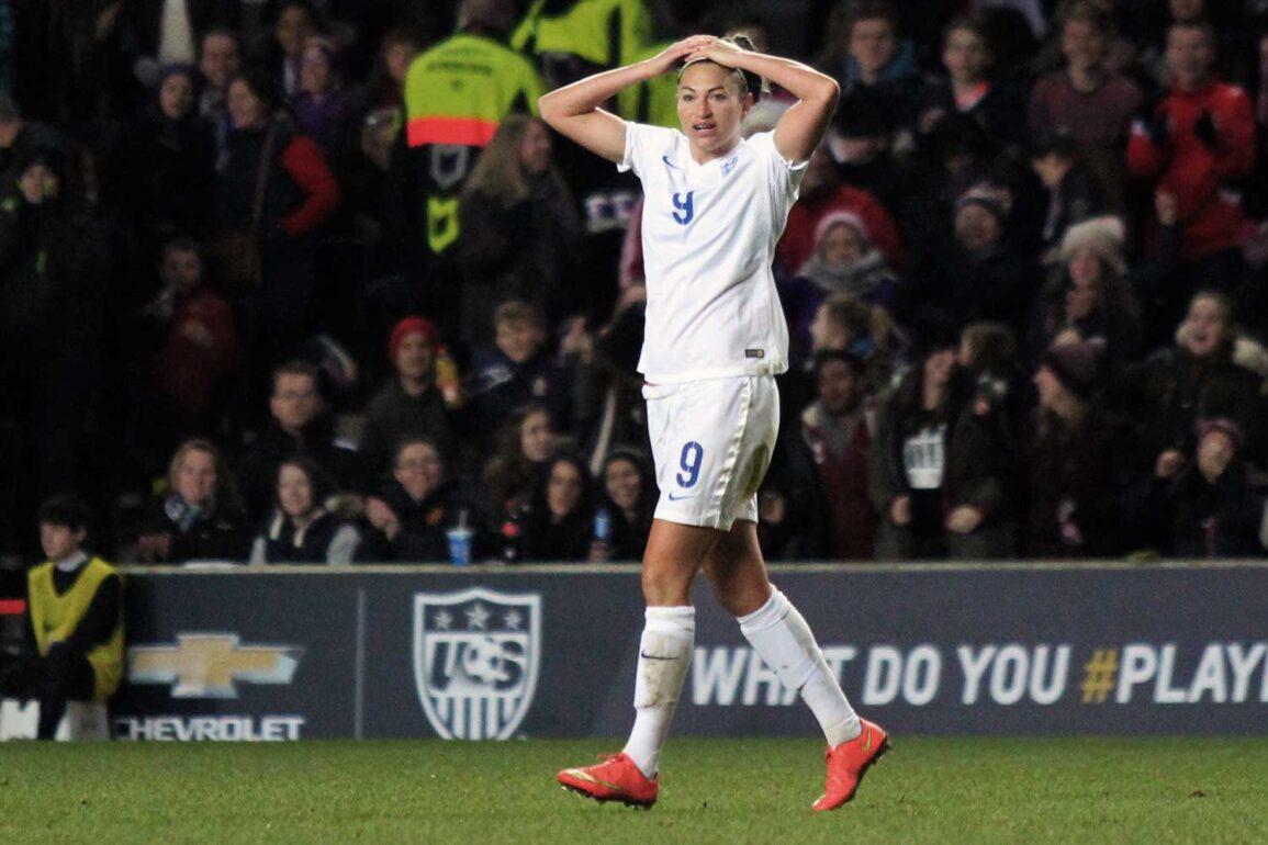 England's Jodie Taylor (joshjdss, wiki commons).