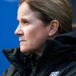 U.S. head coach Jill Ellis. (Monica Simoes)