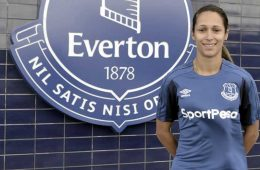 Courtney Sweetman-Kirk (Hamish Dufton/Everton)