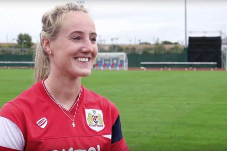 Millie Turner for Bristol City (Bristol City, Youtube)