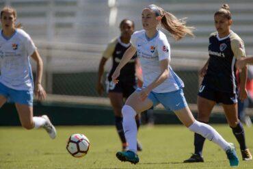 Sky Blue FC's Janine Beckie. (Shane Lardinois)
