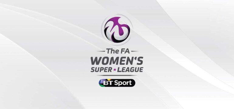 FA WSL Super League logo