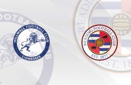 Millwall Lionesses and Reading FC logos