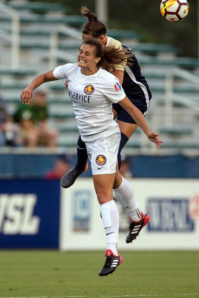 Katie Stengel of Utah Royals FC. (Shane Lardinois)