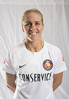 Elise Thorsnes head shot for the Utah Royals FC.