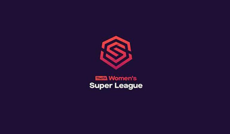 FA Women's Super League logo, 2018