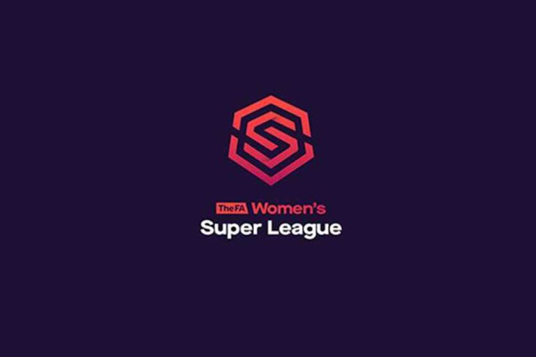 FA Women's Super League logo, 2018