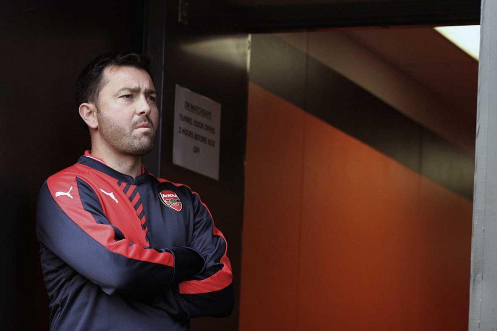 Former Arsenal manager Pedro Losa (joshjdss)